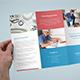 Brochure – Plumber Tri-Fold