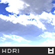 High Resolution Sky HDRi Map 067