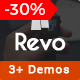 Revo - Multipurpose eCommerce VirtueMart 3 Joomla Template
