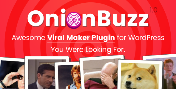 Viral Quiz Maker - OnionBuzz for WordPress
