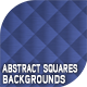 10 Abstract Squares Backgrounds