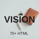 Vision - Multipurpose HTML Template