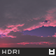 High Resolution Sky HDRi Map 069