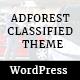 AdForest - Classified WordPress Theme