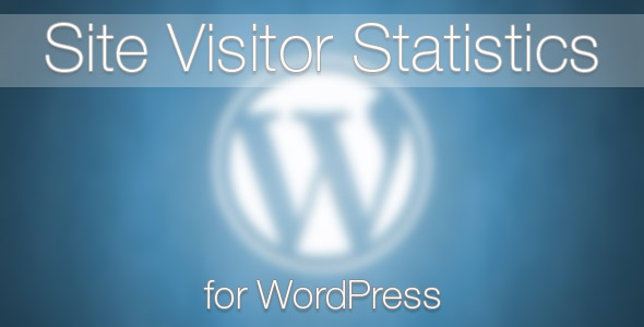Site Visitor Statistics for WordPress - CodeCanyon Item for Sale