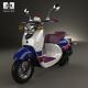 Yamaha Vino Classic 2013