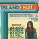 Islandfest Flyer/Poster