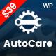 Auto Care - WordPress Theme for Car Mechanic, Workshops, Auto Repair Centers