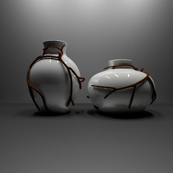 3DOcean Vase 20023267