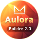 Aulora - Responsive Email + MailBuild Online