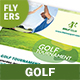 Golf Flyers 6 – 4 Options
