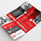 Swiss Style Trifold Brochure