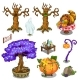 Magical Trees, Pumpkin and Other Magical Things