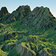 Valley, Landscape, Scenery // 8K Textures