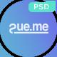 Sueme - Multipurpose Landing PSD Template.