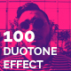 100 Duotone Color Effects