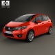 Honda Fit US-spec 2014