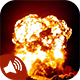 Explosions Sounds ( Sounds App Templates) + Admob (IOS XCODE)