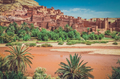 Ait Benhaddou, moroccan ancient fortress