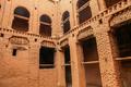 Old kasbah interior