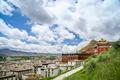 Jokhang monastery near Lhasa