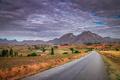 Road through Madagascar
