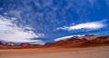 Colourful Mountains of Altiplano