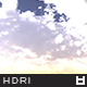 High Resolution Sky HDRi Map 070