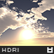High Resolution Sky HDRi Map 072