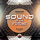 Sound of the Future Flyer/Instagram Template