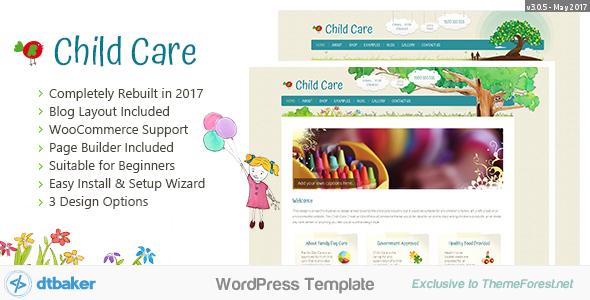 Child Creative - WooCommerce Shop