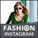 Fashion Instagram Templates - 4 Designs