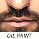 Oil Paint Action