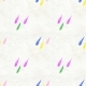Coloful Rain Drops Seamless Pattern