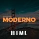 Modern - Responsive Multipurpose HTML Template