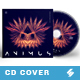 Animus - CD Cover Artwork Template
