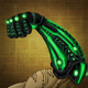 20 Sci-Fi Cyber Details Icons