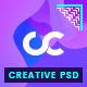 Cesis Creative PSD Template