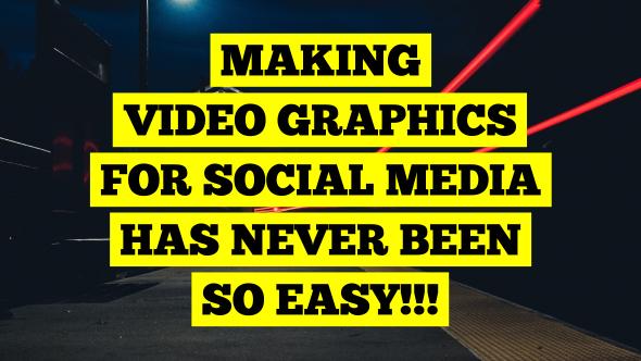 VideoHive Social Media Video Graphics 20033572