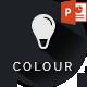 Colour - Simple Creative Unique Powerpoint Template