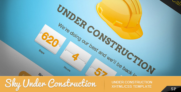 Sky Under Construction