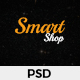 Smart Shop – Ecommerce PSD Template
