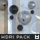 10 High Resolution Sky HDRi Maps Pack 007