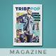Tribepop Magazine Template