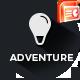 Adventure - Powerpoint Template Presentation