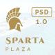 Sparta | Hotel & Resort PSD Template