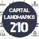 210 Capital & World Landmarks