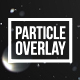 Particle Glittering Overlays