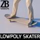 Lowpoly Man 003