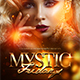 Mystic Fridays Flyer Template